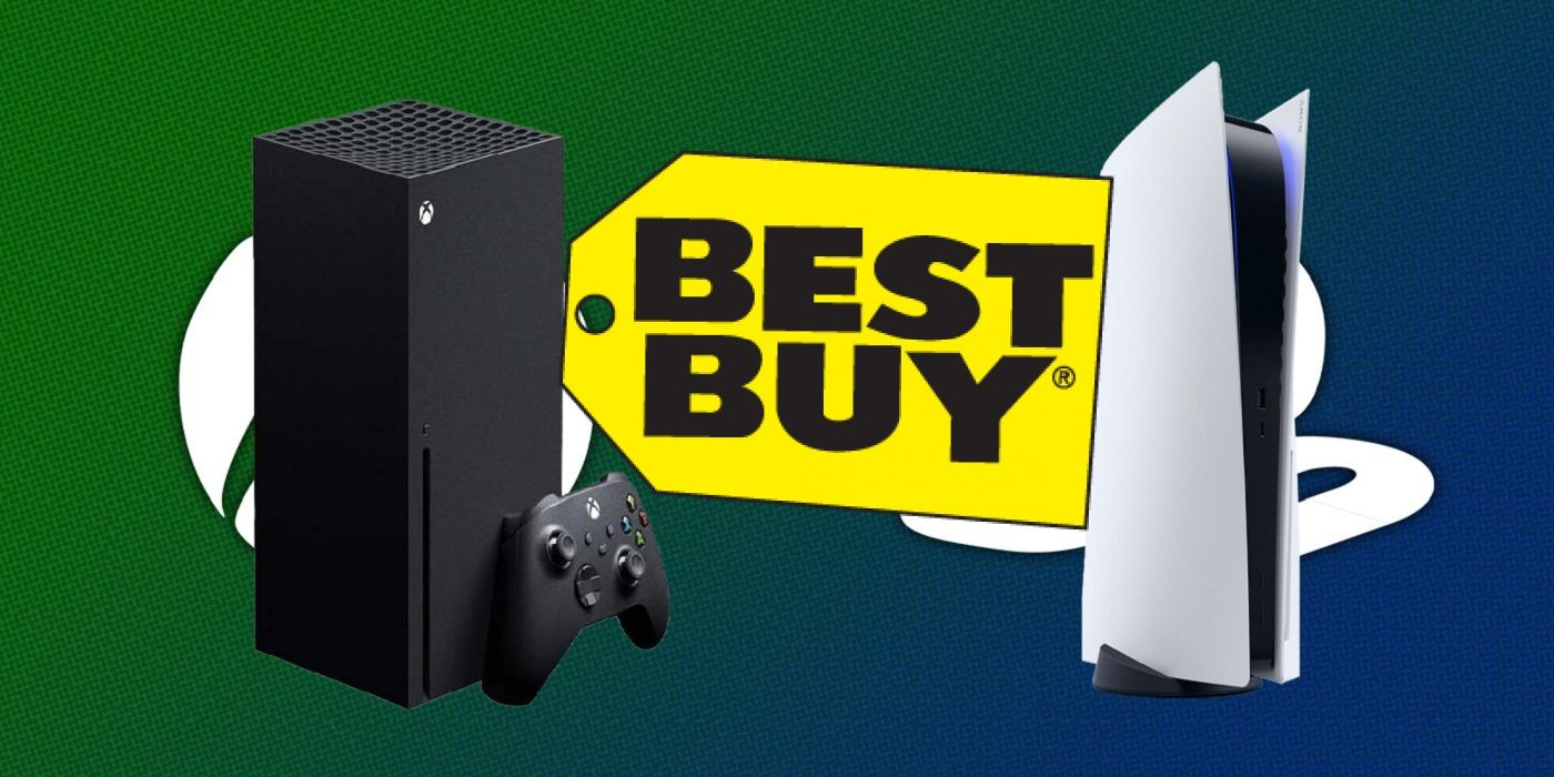 Best Buy May Have Leaked The Ps5 And Xbox Series X Prices
