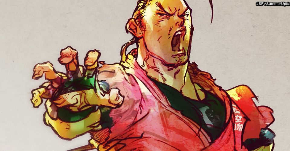 Street Fighter 5 Reveals Four New Dlc Characters Game Rant