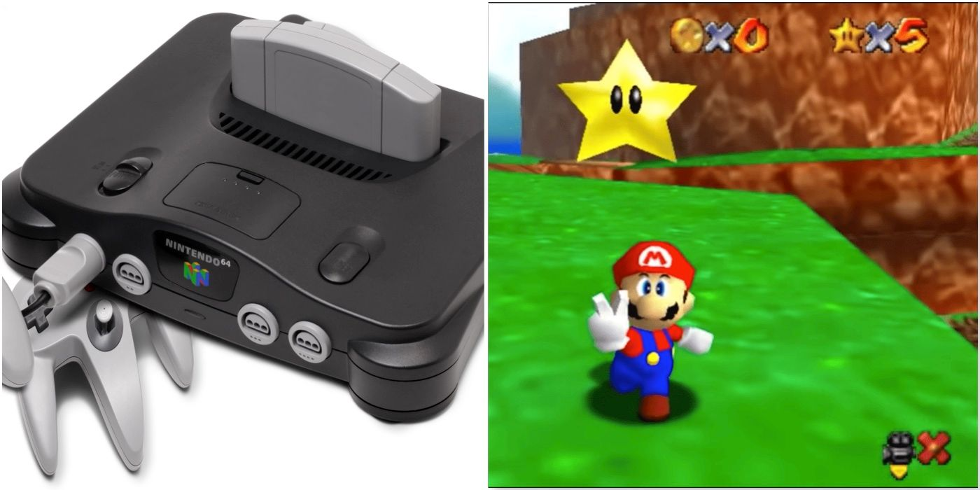 Super Mario 64 is Now Technically Playable on PCs and Mobile Devices