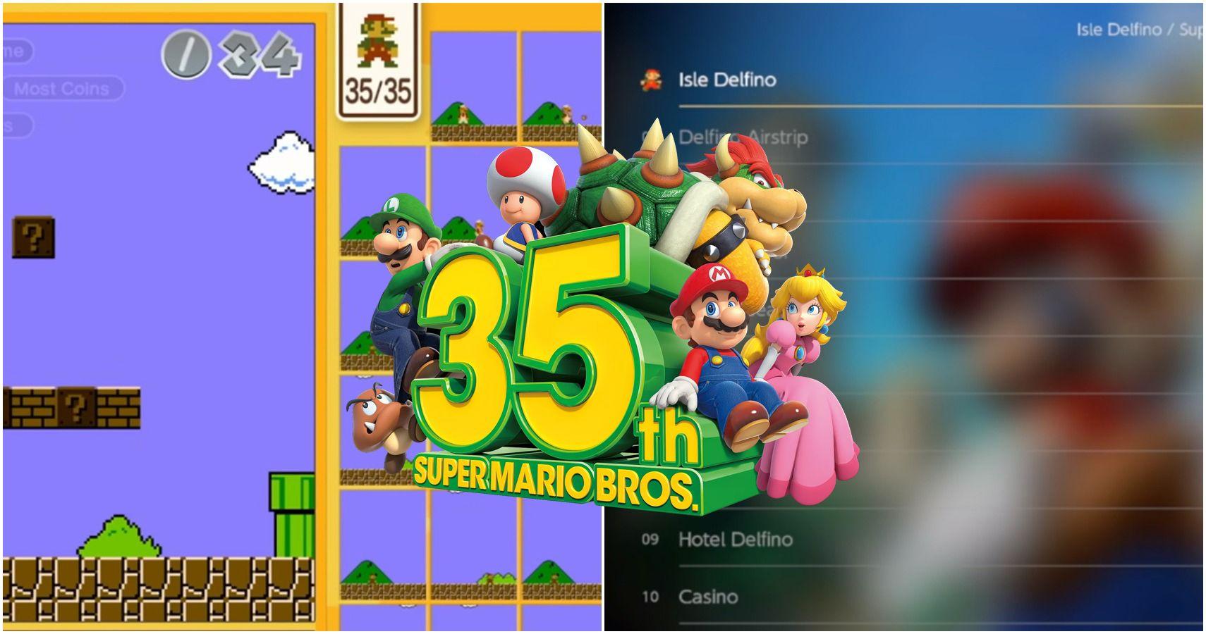 5 Best Mario Anniversary Direct Reveals (& 5 Worst) | Game ...