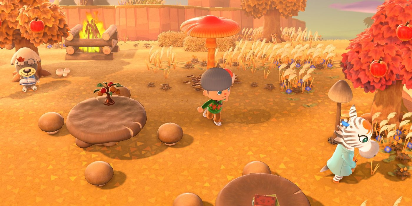 Animal Crossing: New Horizons Patch Notes Share Dream