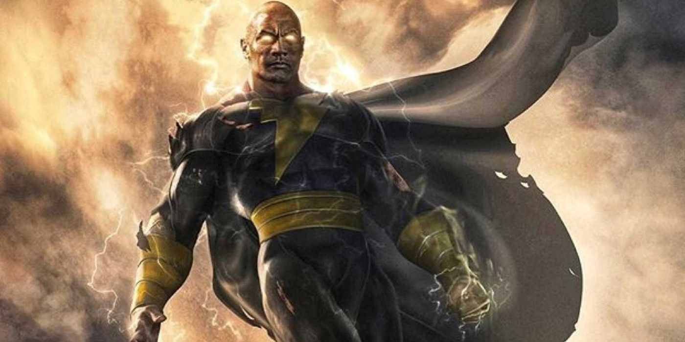 Black Adam: What We Know So Far | Game Rant