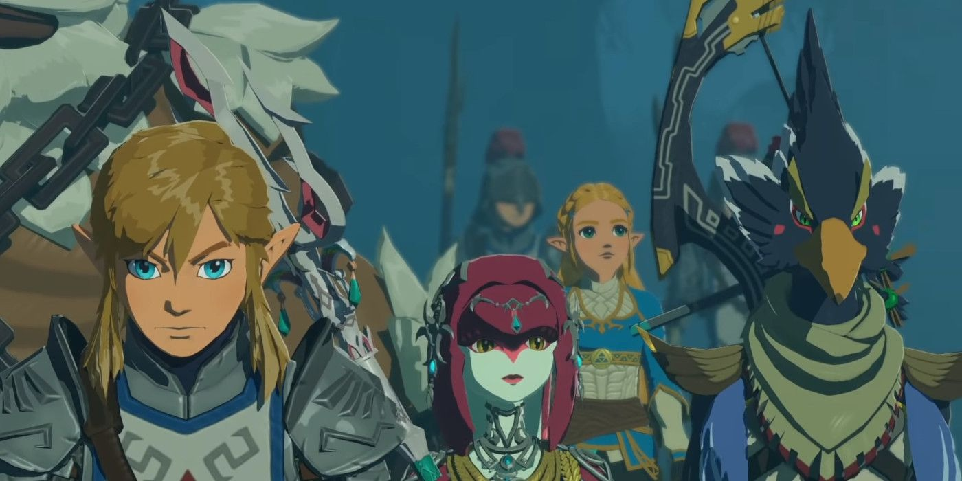 Breath Of The Wild Save Unlocks Special Hyrule Warriors Age Of Calamity In Game Item