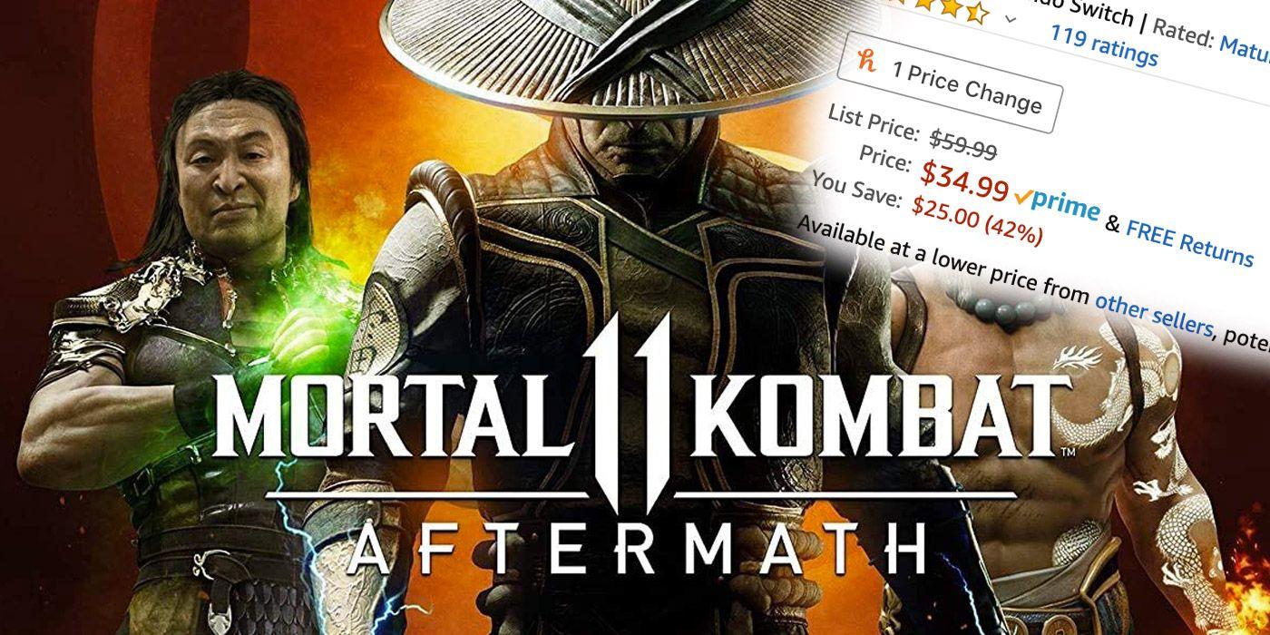 mortal kombat 11 aftermath nintendo switch