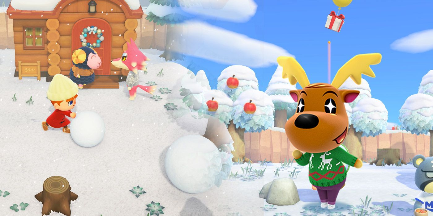 Animal Crossing: New Horizons Christmas Event Predictions and Wish List