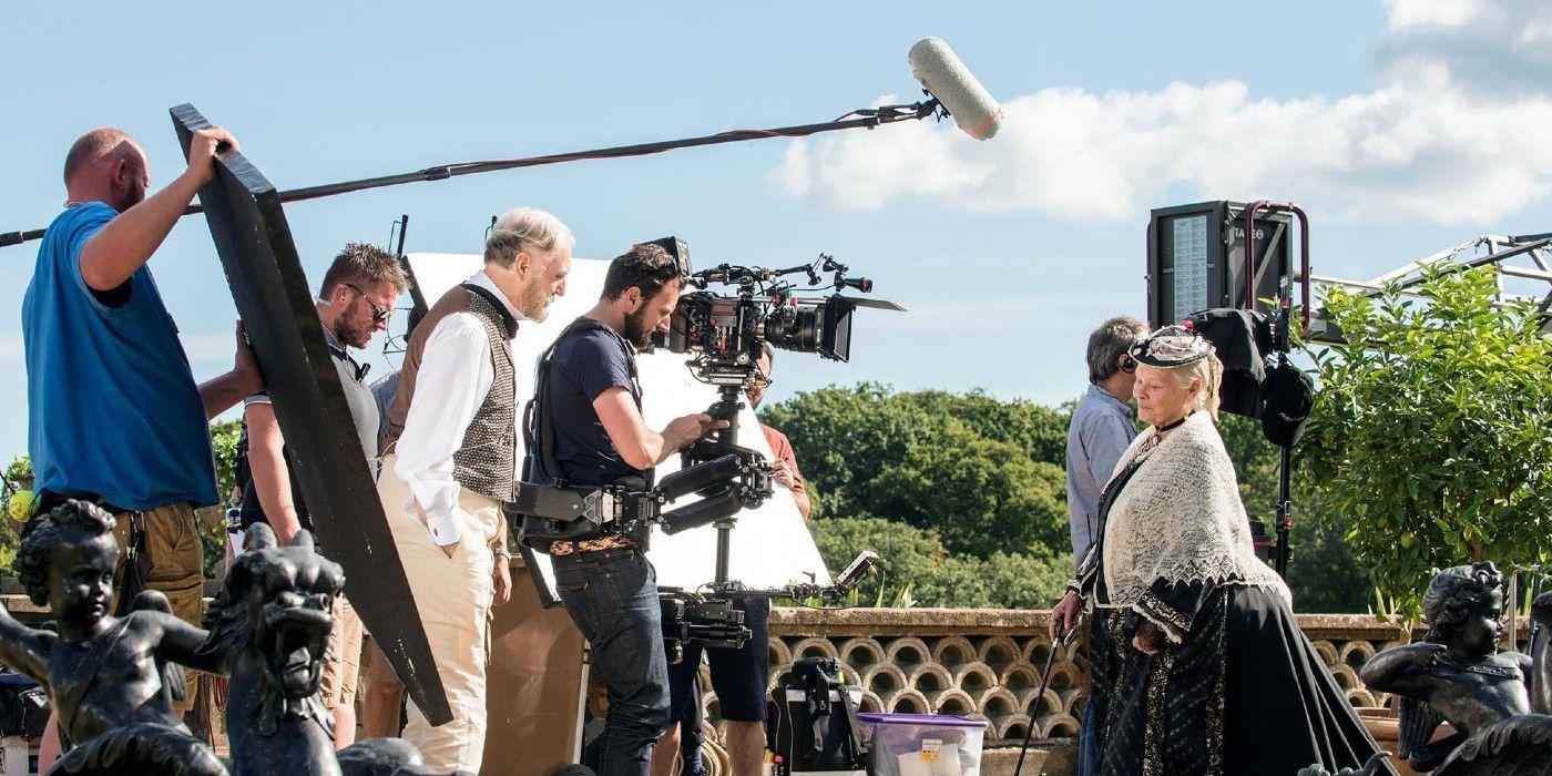 U.K. Covid-19 Insurance for Film and TV Finally Kicks In
