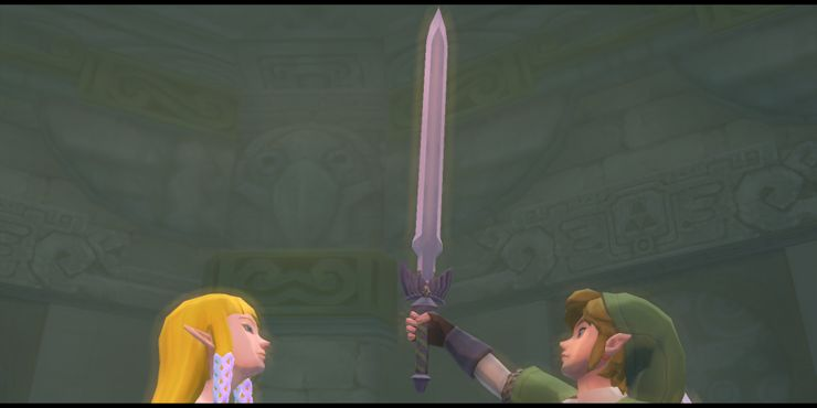 The Legend Of Zelda 10 Things About The Master Sword That Make No Sense