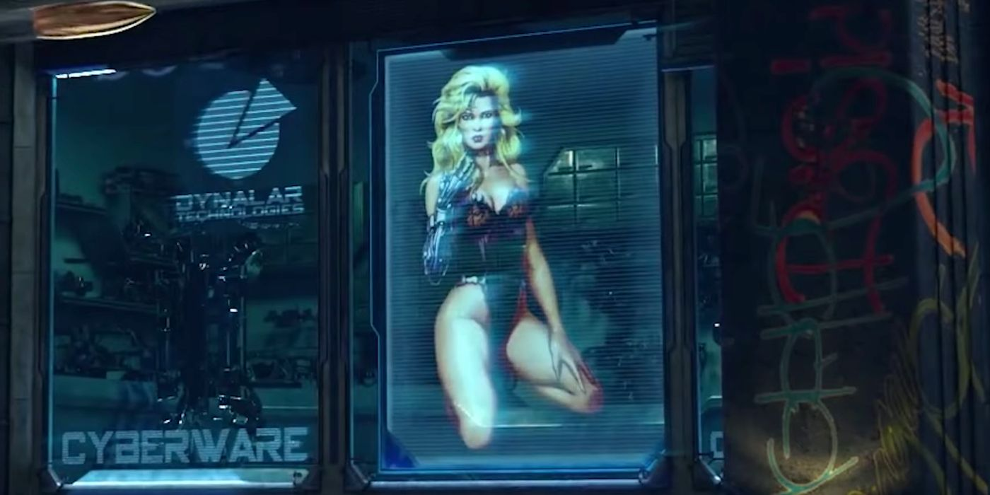 Cyberpunk 2077: Johnny Silverhand'sEx-Girlfriend Might Have the Strangest Story of All