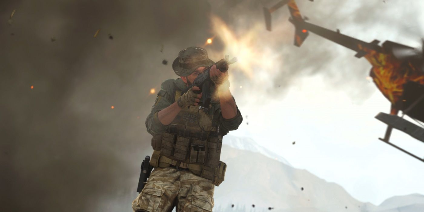 Call of Duty: Warzone CR-56 AMAX Loadout