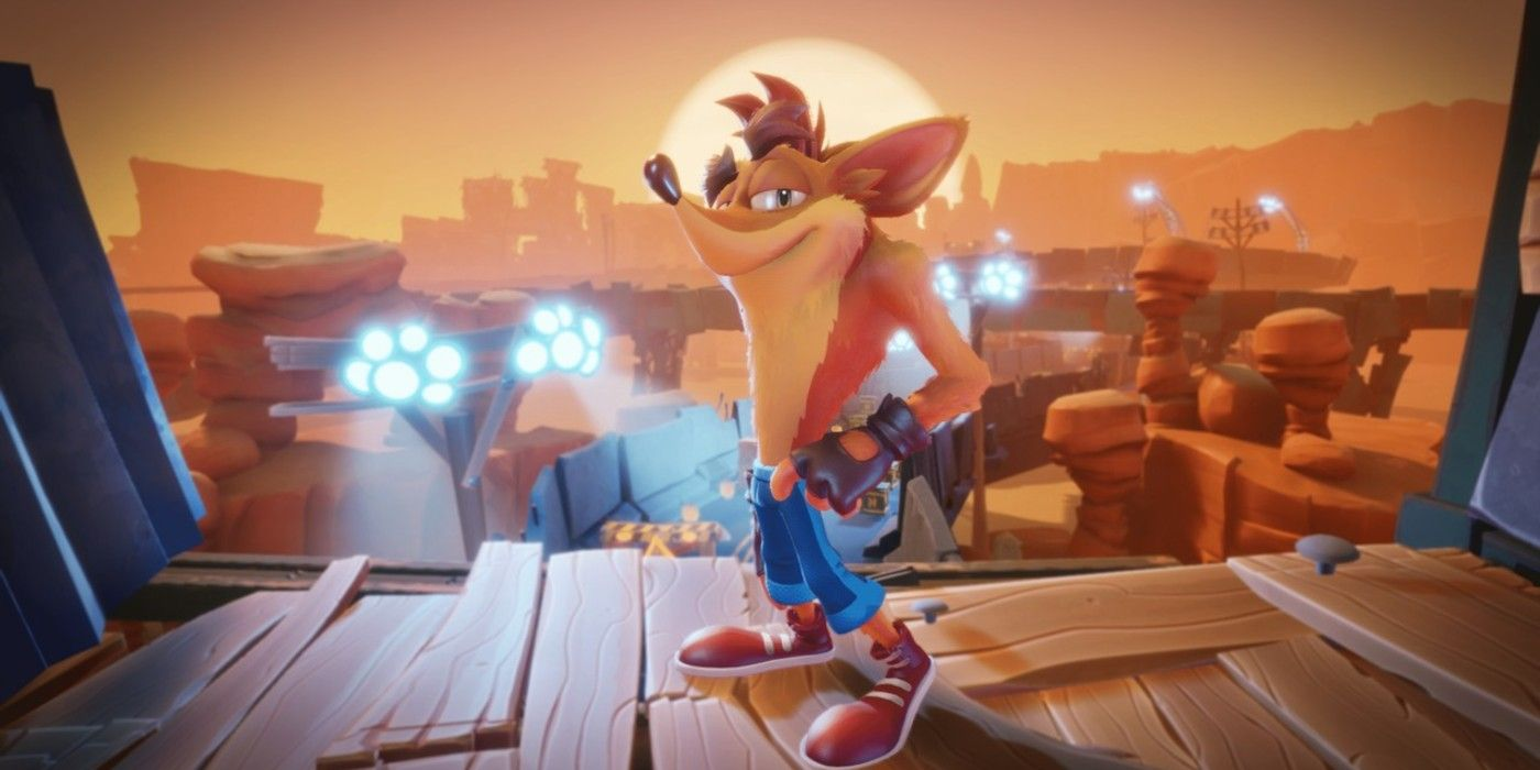 Crash Bandicoot 4 Will Feature Local Multiplayer For Up To