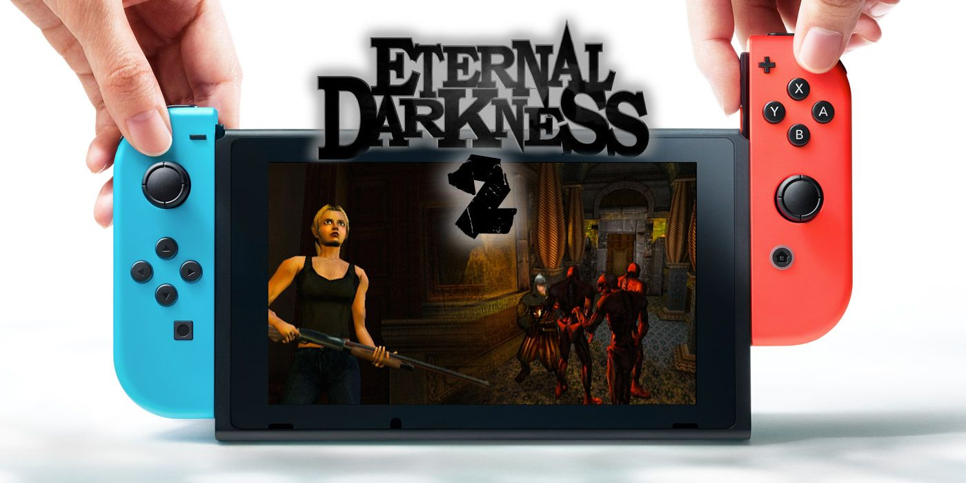 Eternal Darkness 2 for the Nintendo Switch Has Huge Potential