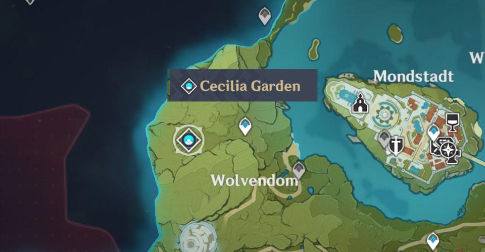 Genshin Impact Map App Sample Official Site Ini Detail Map Genshin Impact Buar Makin Mudah Menjelajah