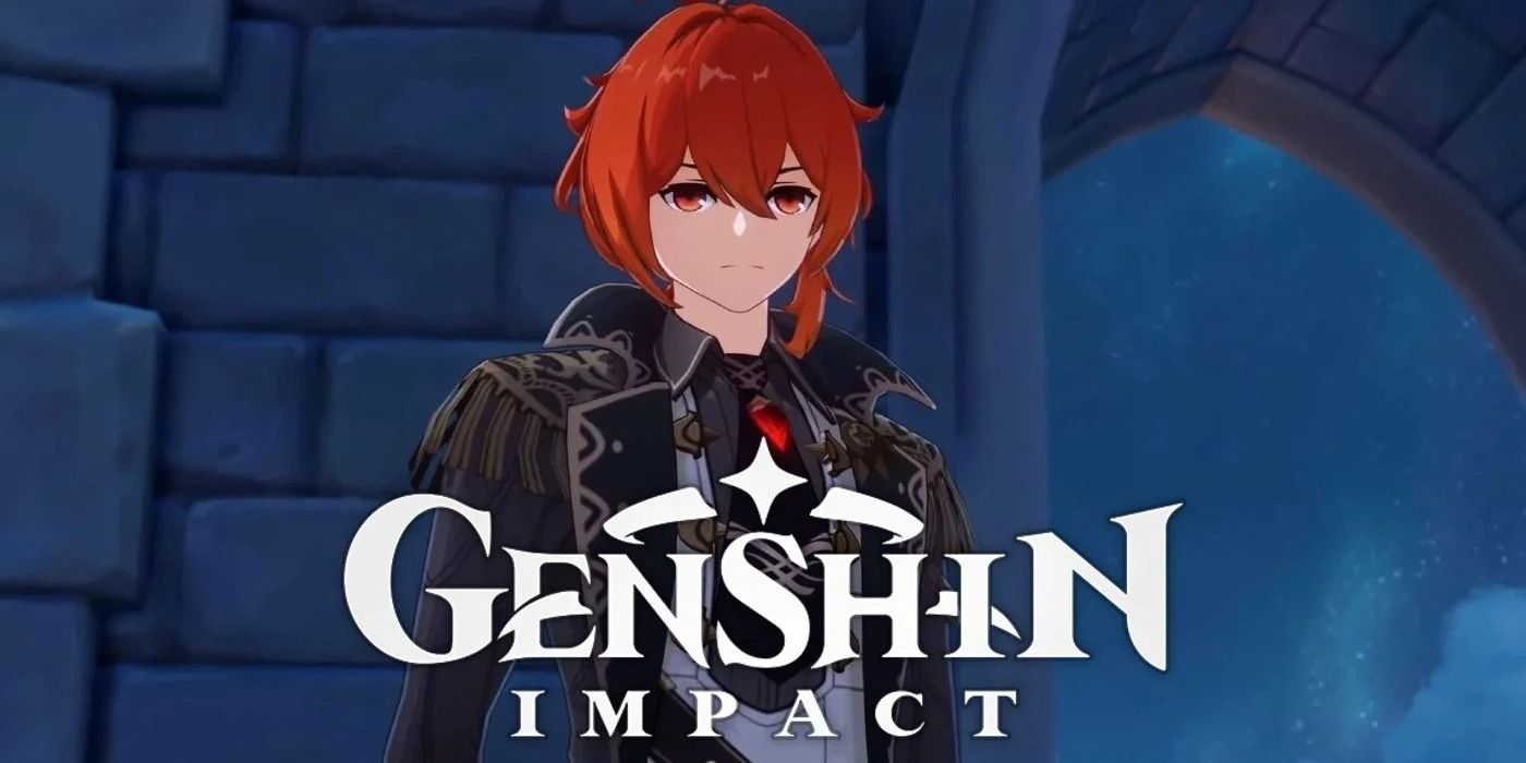 Genshin Impact: How to Get Diluc | Game Rant