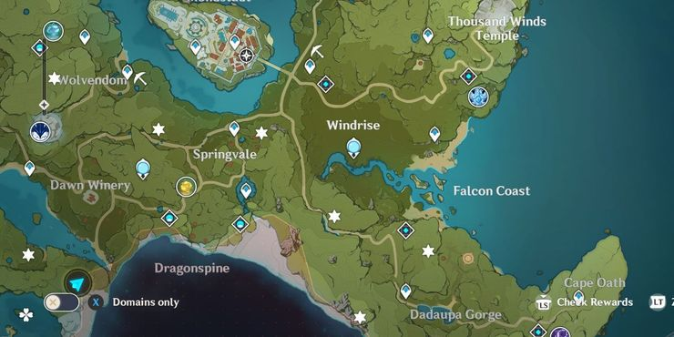 Genshin Impact Map : Genshin Impact Interactive World Map ...