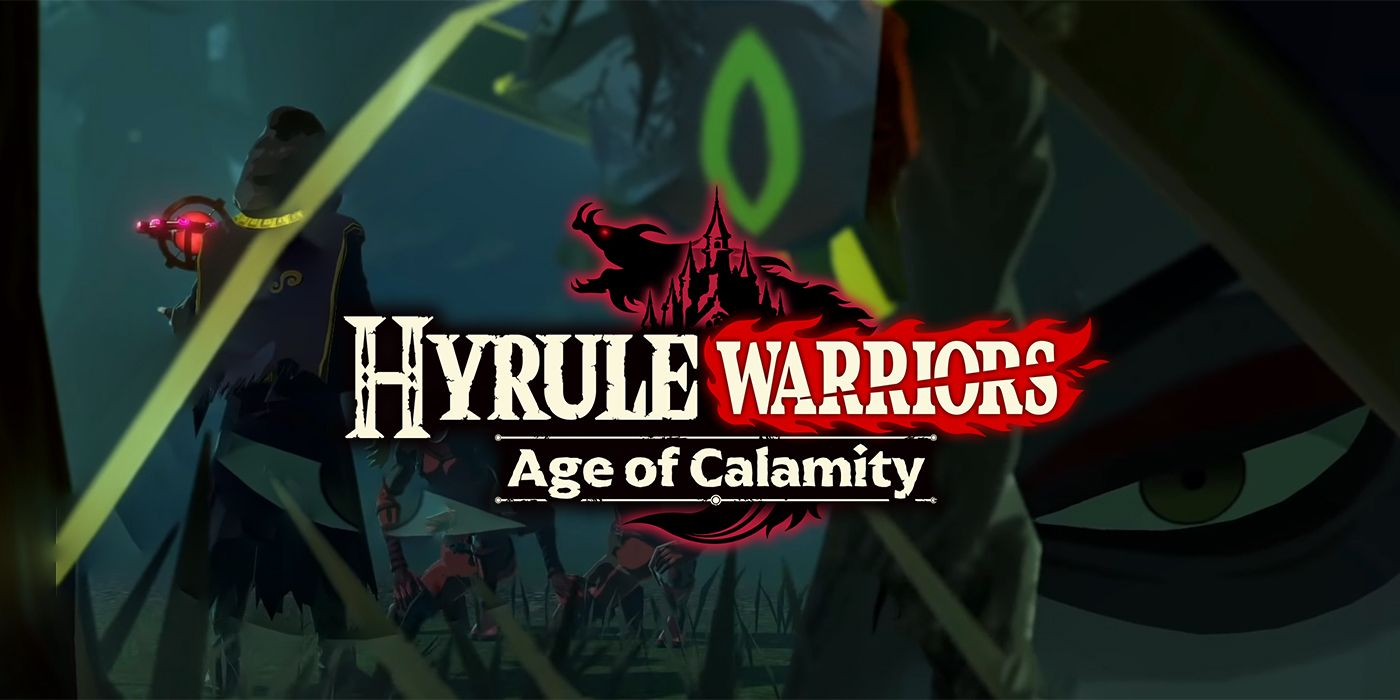 Hyrule Warriors Age Of Calamity Who Is The Mysterious Figure