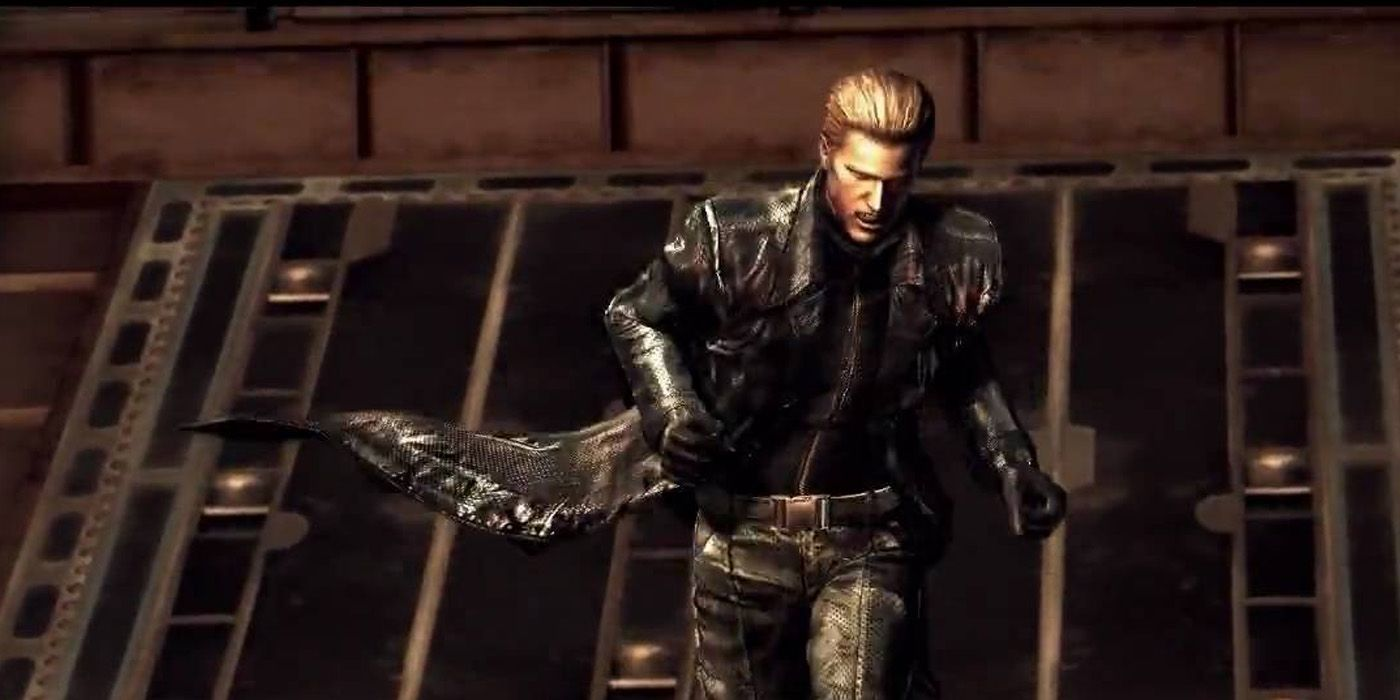 Characters We'd Like to See In Resident Evil Re:Verse