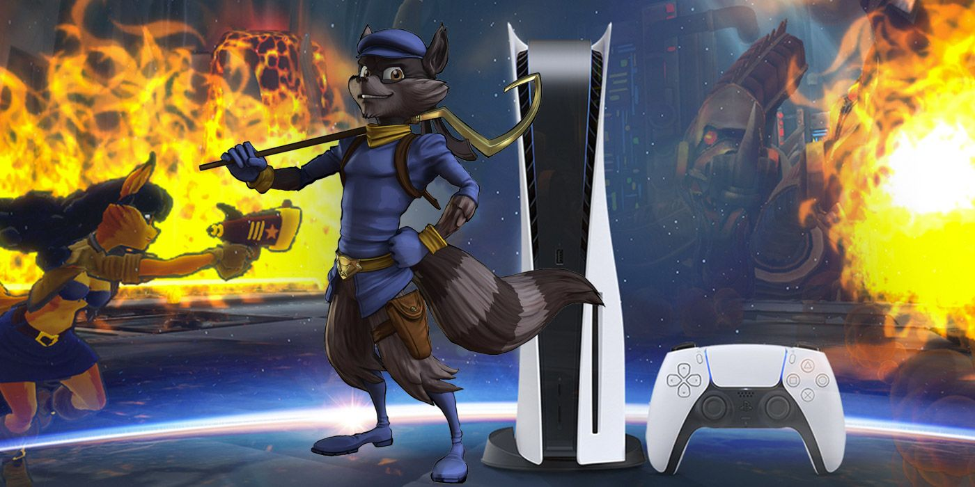 Why Sly Cooper 5 Should Come to PlayStation 5 | Game Rant