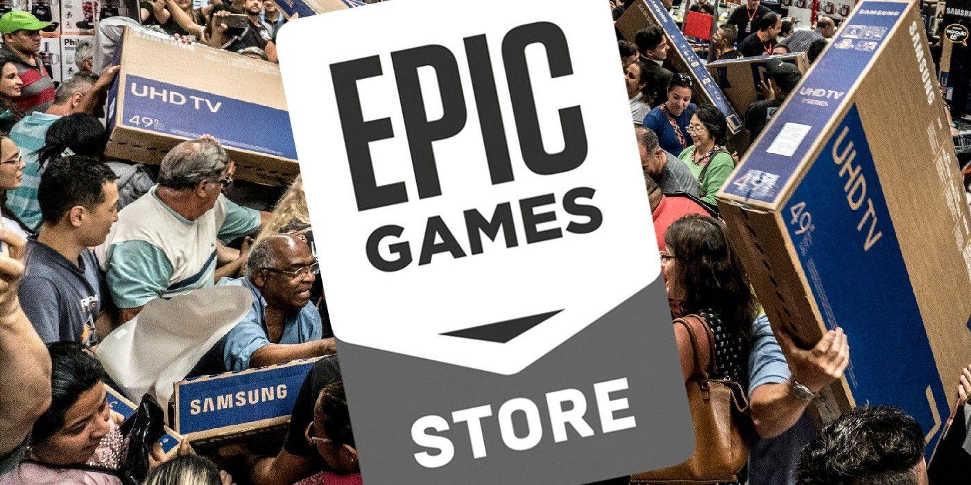 Epic Games Store Black Friday Sale Starting Thursday | Game Rant
