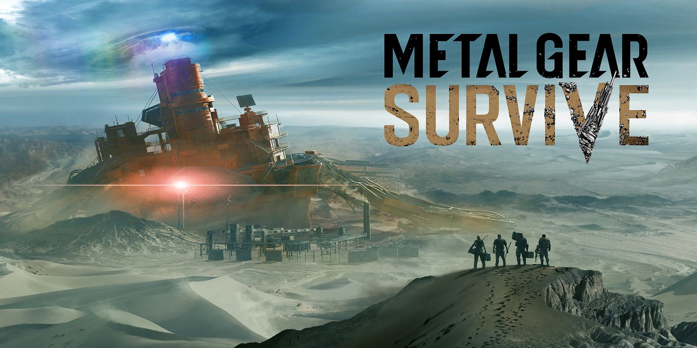 Metal Gear Solid Survive Was Probably a Nail in the Coffin for MGS6