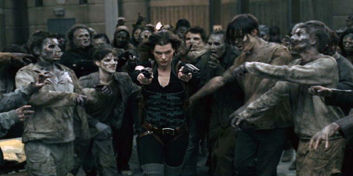 Resident Evil Film 7