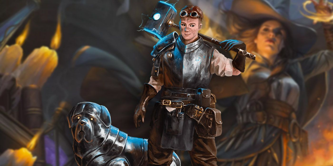 Dungeons and Dragons 5e Artificer - Battle Smith Breakdown