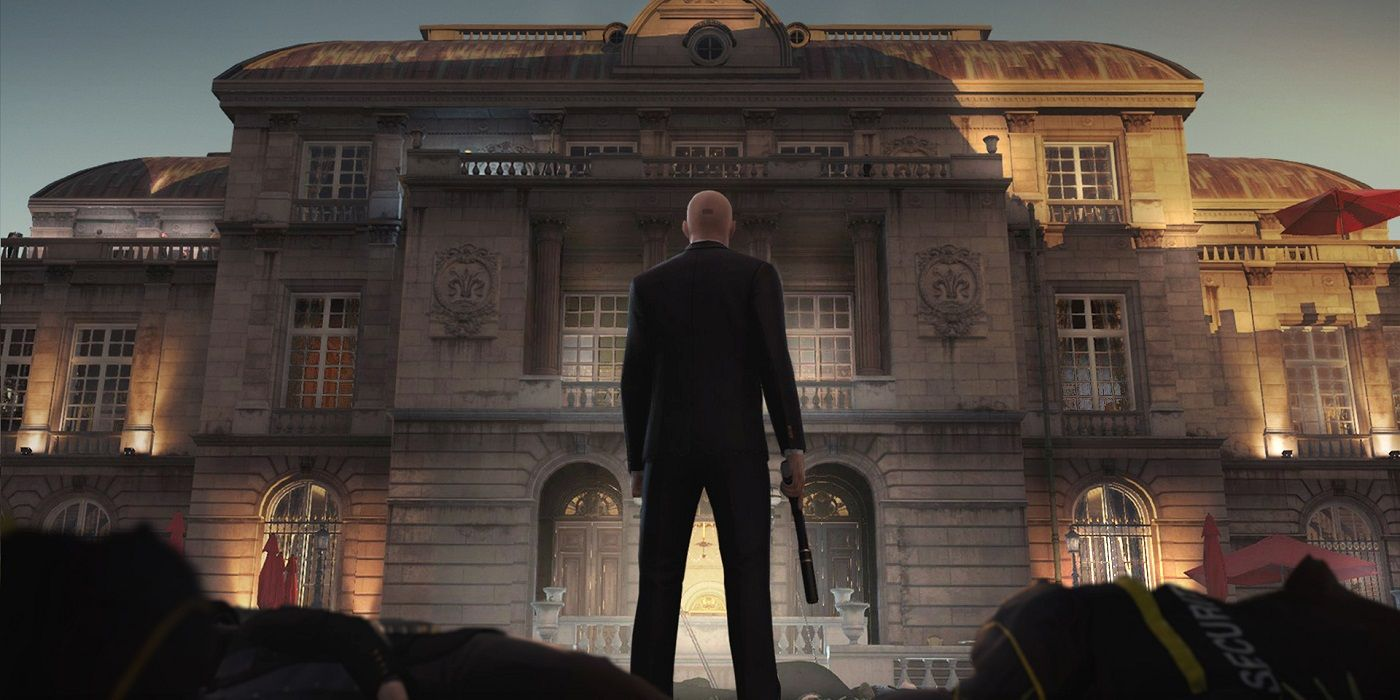 A maleta do Hitman que matava era originalmente um bug 1