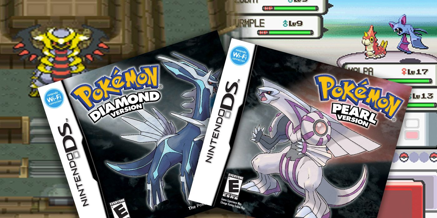 The Case for Pokemon Diamond and Pearl Remakes | Game Rant