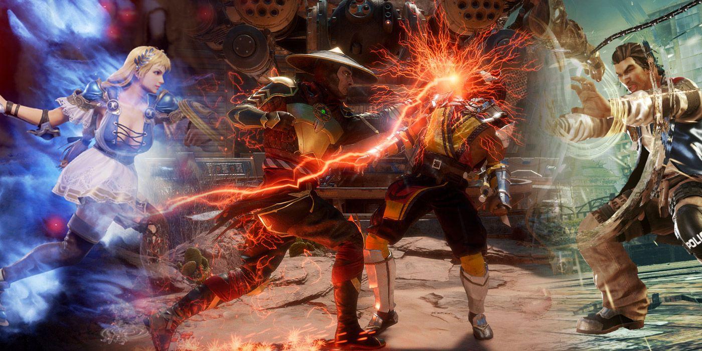 Soulcalibur 6 and Tekken 7 Should Learn From Mortal Kombat 11 Ultimate