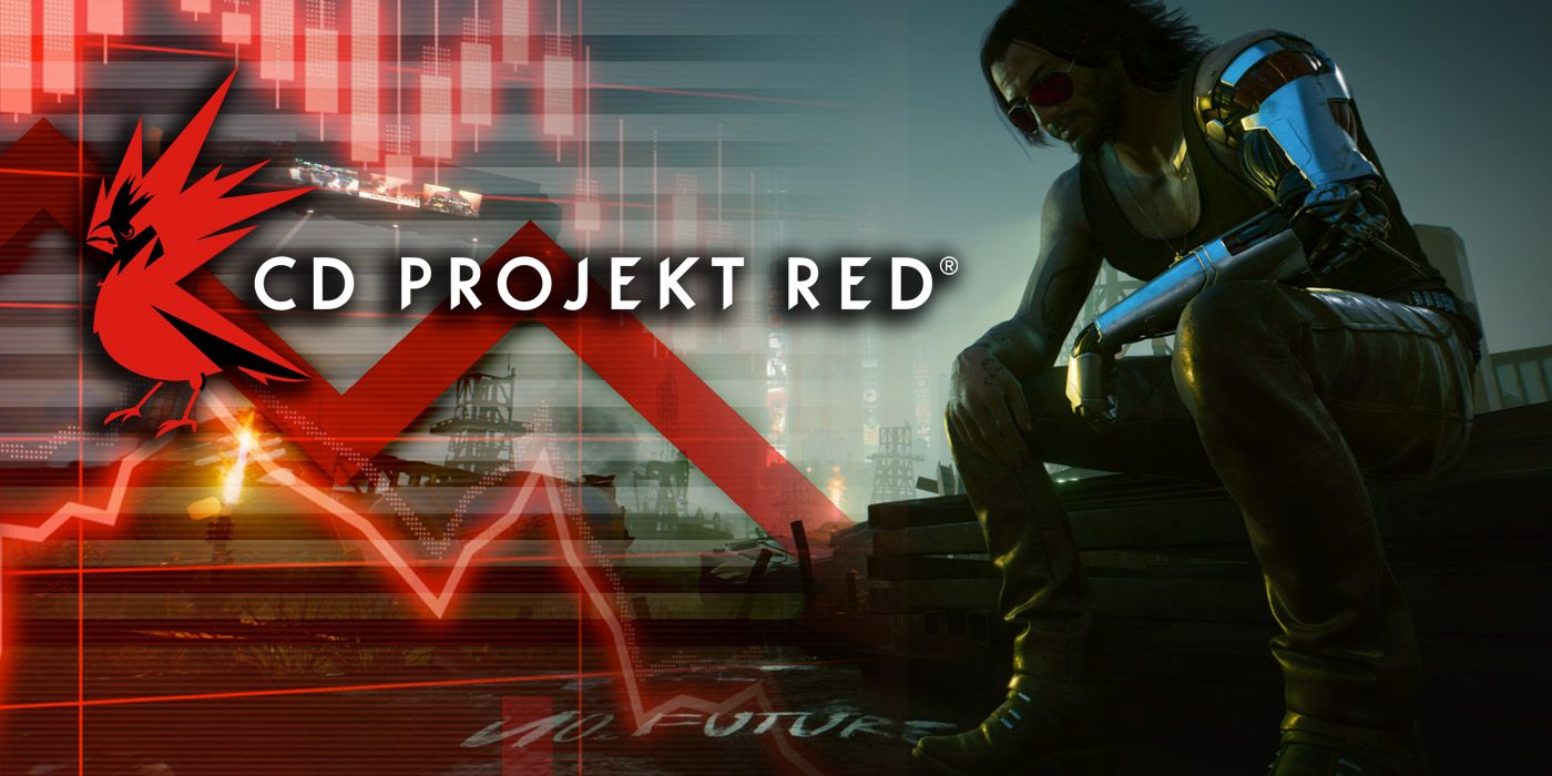 CD Projekt Red Stock Drops Significantly Amid Cyberpunk 2077 Controversies