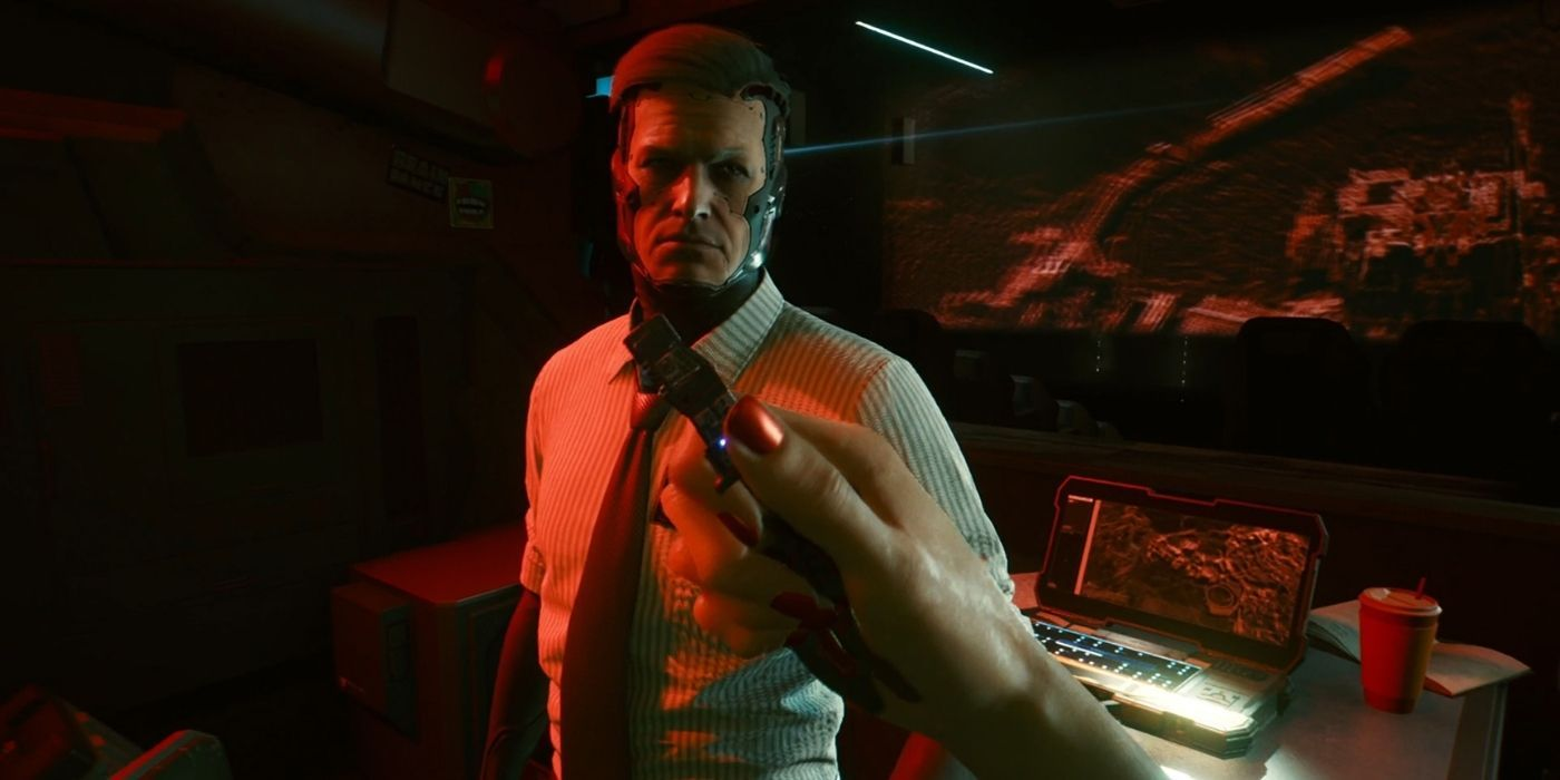 Cyberpunk 2077: Should You Side with NetWatch or Voodoo Boys in I Walk The Line
