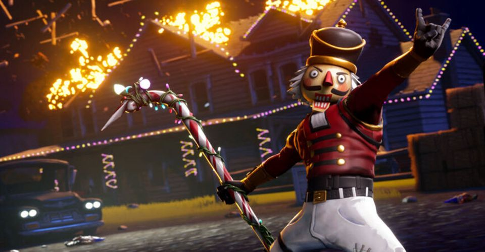 Fortnite Where To Find And Destroy Nutcracker Statues