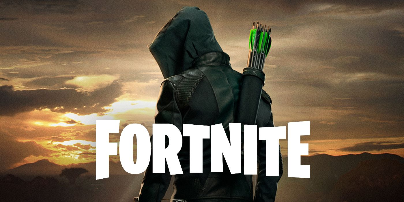 Arrow Star Stephen Amell Reacts to Fortnite Green Arrow Skin