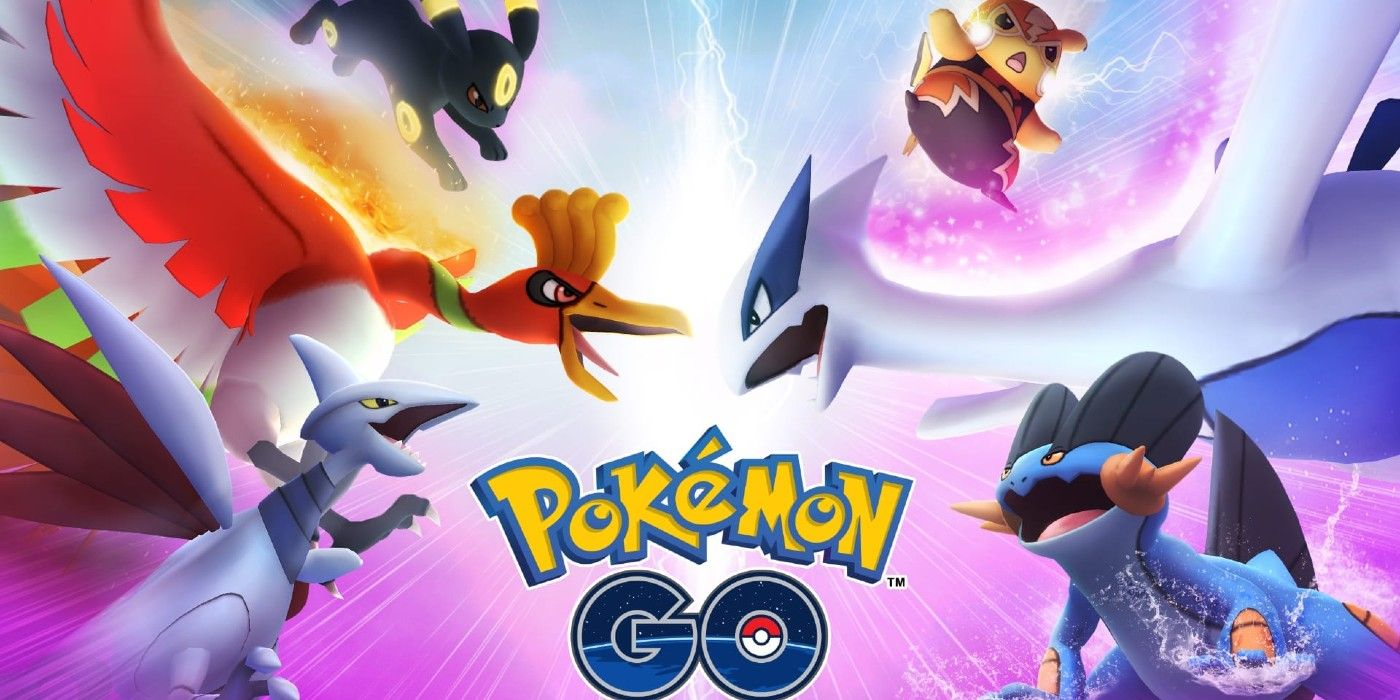 Pokemon GO 2021 New Year's Event Detailed | Game Rant