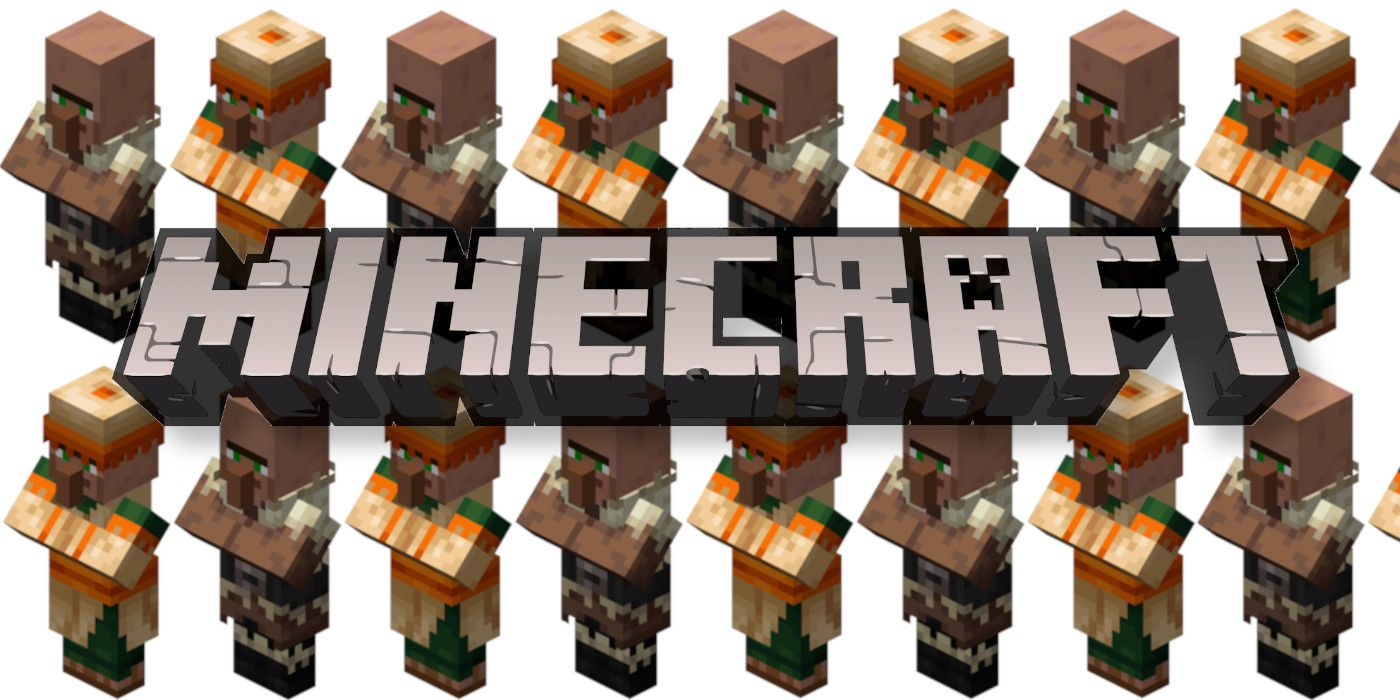 Minecraft: How to Breed Villagers | Game Rant