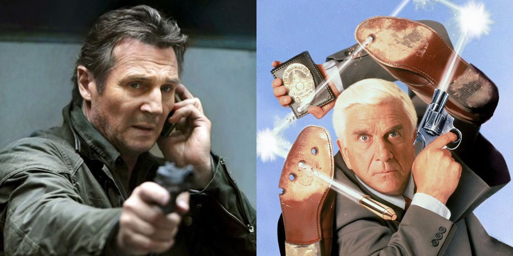 The Naked Gun Reboot? Oh I like THAT! - The Average Nobodies