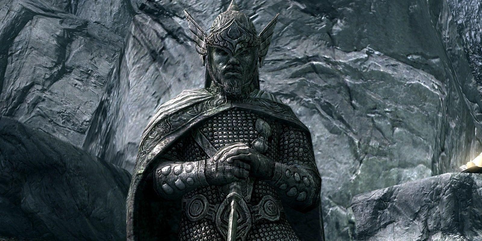 Starfield's The Elder Scrolls 6 Teaser Might Hint at a Huge Cataclysm