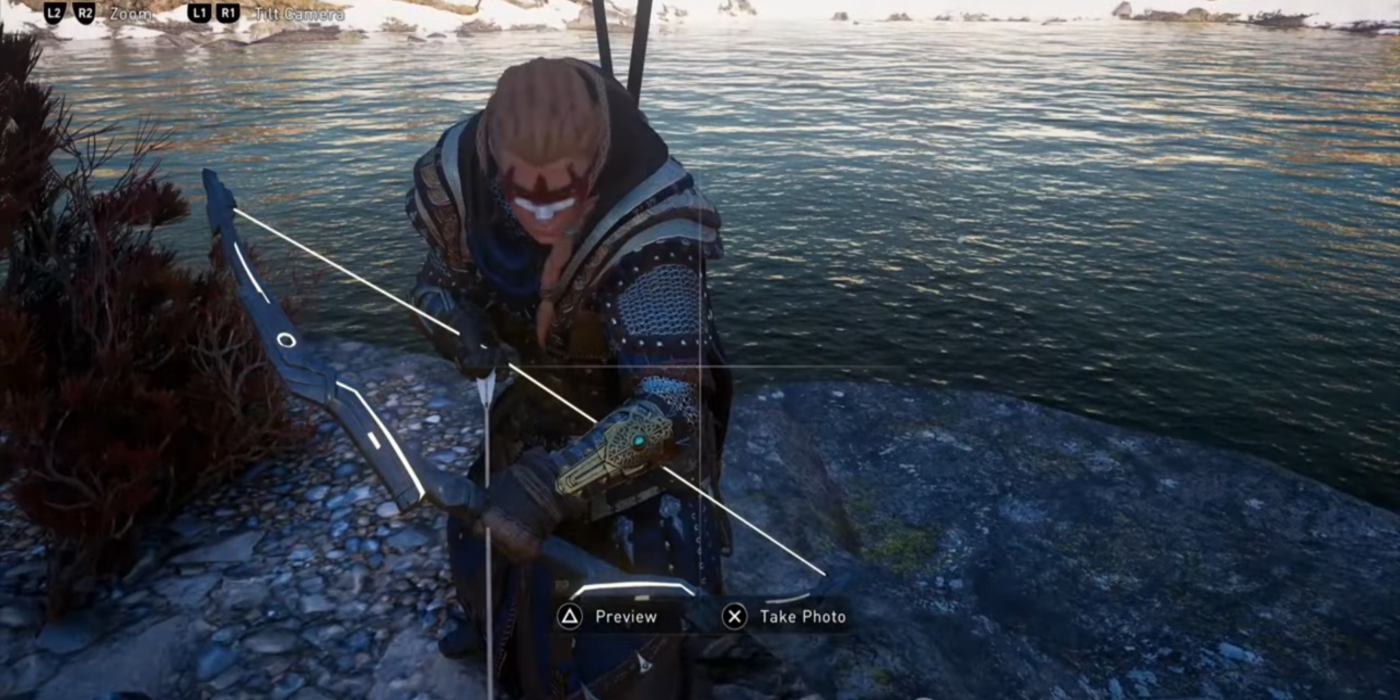 Assassin's Creed Valhalla Players Find Powerful Bow in Rock Pile
