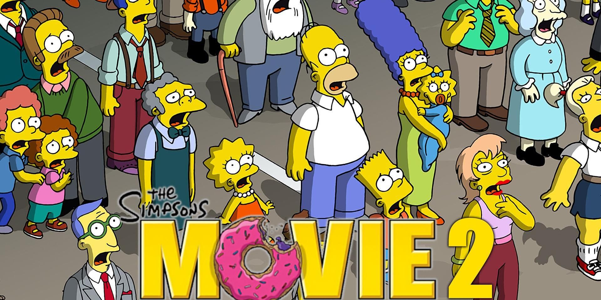 Is The Simpsons Movie 2 Coming Soon?