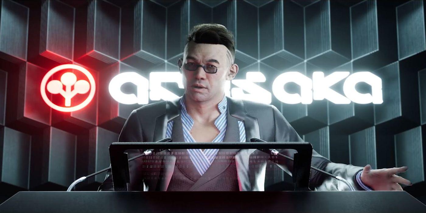 The Corpo World of Cyberpunk 2077 Explained