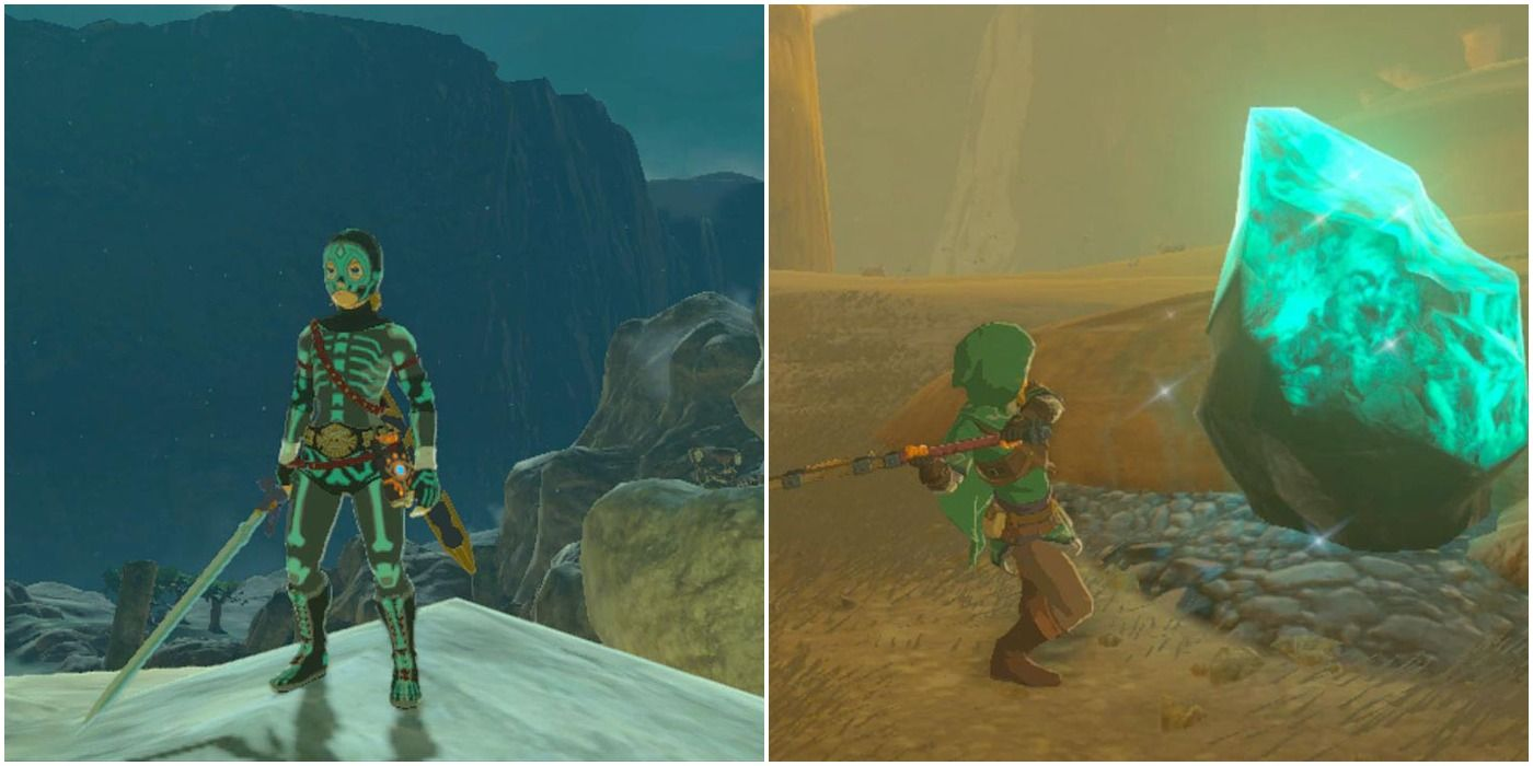 Breath of the Wild: Everything You Need To Know About How To Find And Use The Radiant Armor
