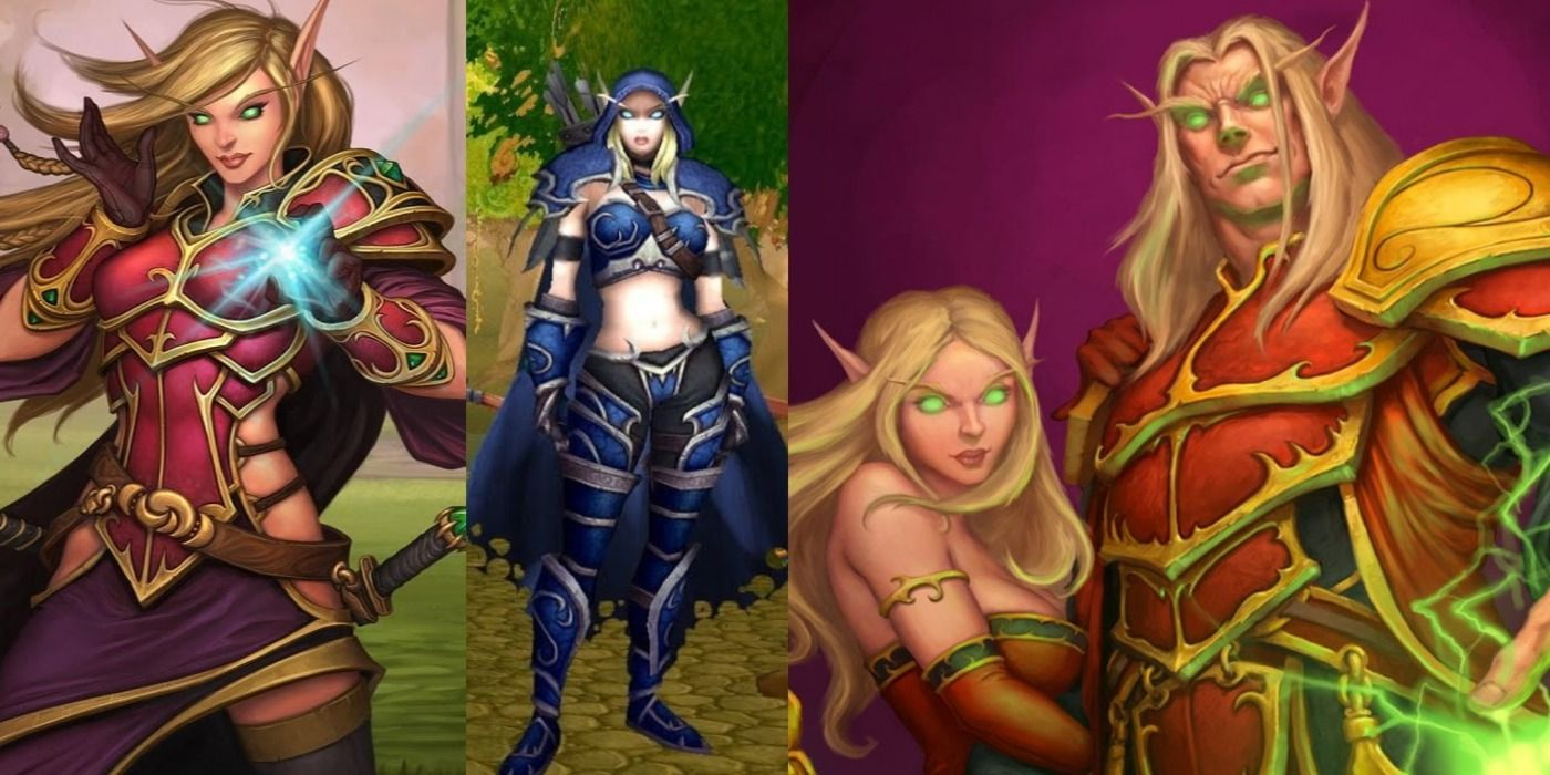 The Burning Crusade Classic: 10 Things You Need To Know About Blood Elves