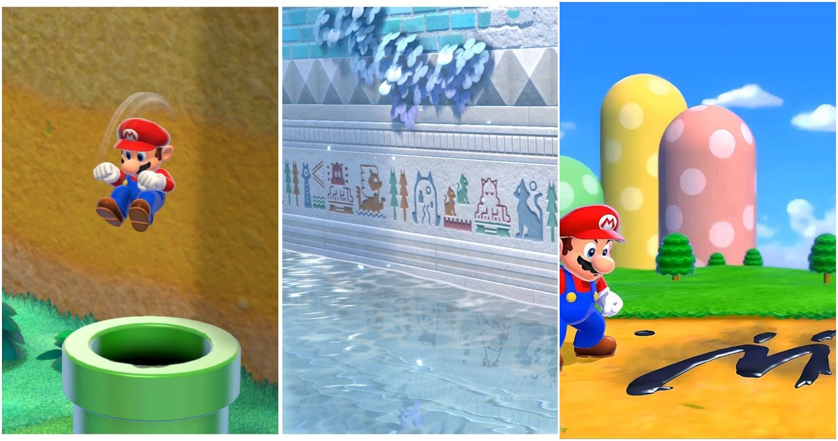 10 Hidden Details You Probably Missed In Super Mario 3D World + Bowser's Fury