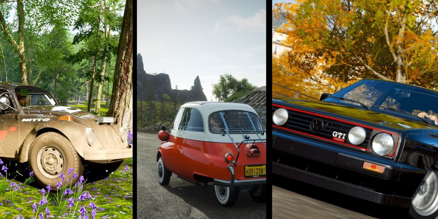 Forza Horizon 4: Great But Cheap Cars   Game Rant