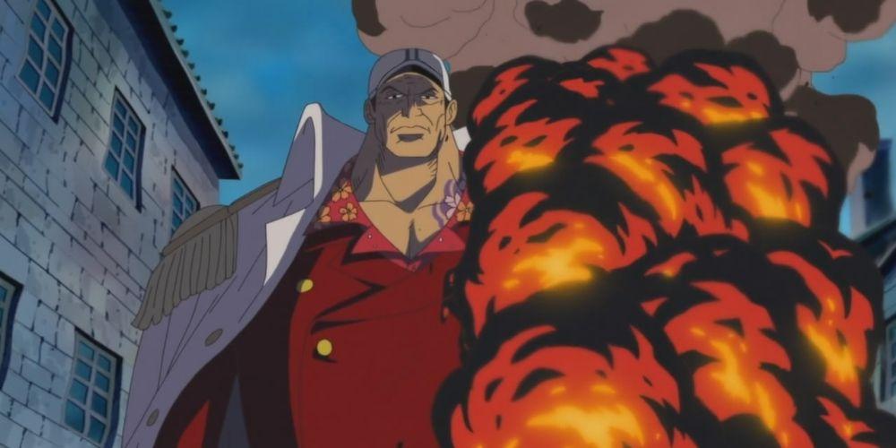 One Piece: 10 personagens que podem rivalizar com o Yonko Ranqueados 8
