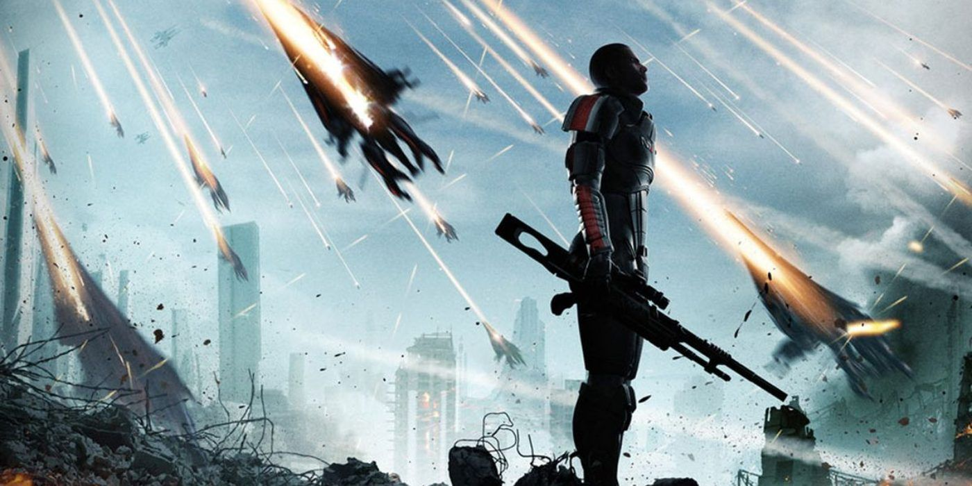 New Mass Effect Game Could Be Using Unreal Engine 5 Instead of Frostbite