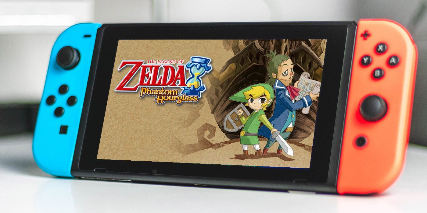 10 Zelda Games That Still Need To Be Ported To The Switch
