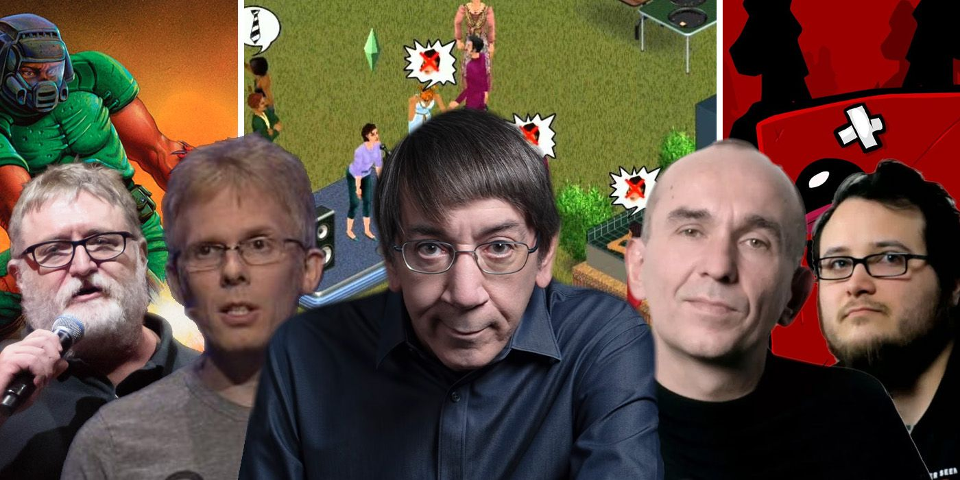 The 10 Most Influential Figures In The Western Gaming Industry