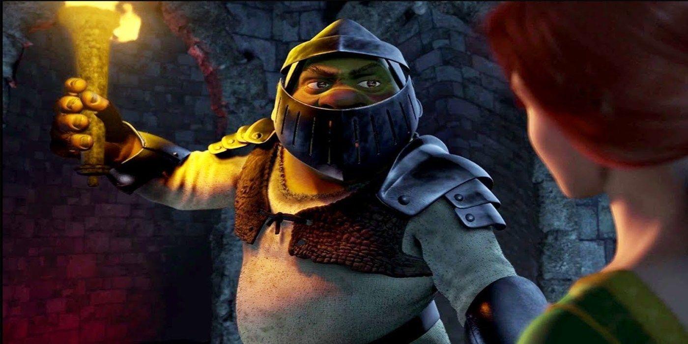 Por que a Internet ainda é fanática pelos filmes de Shrek? 2