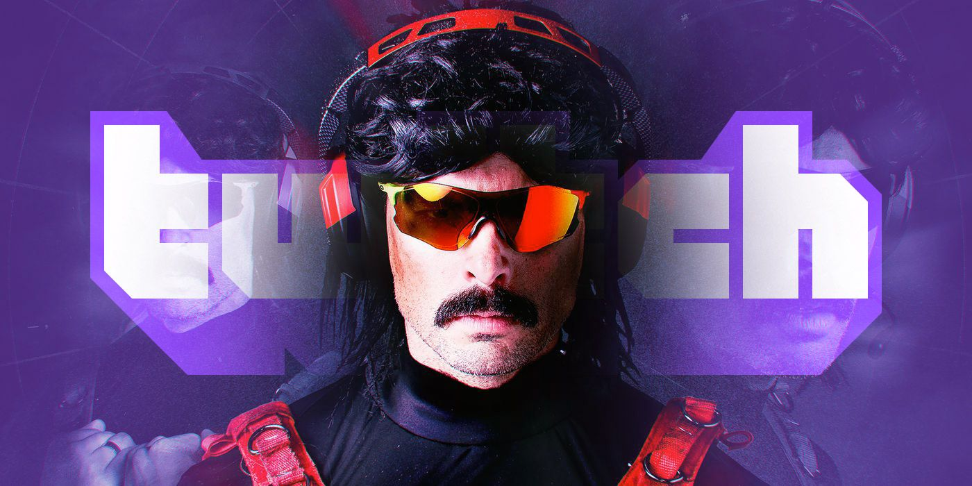 Nine Months After, Dr Disrespect's Twitch Ban is as Mysterious as Ever