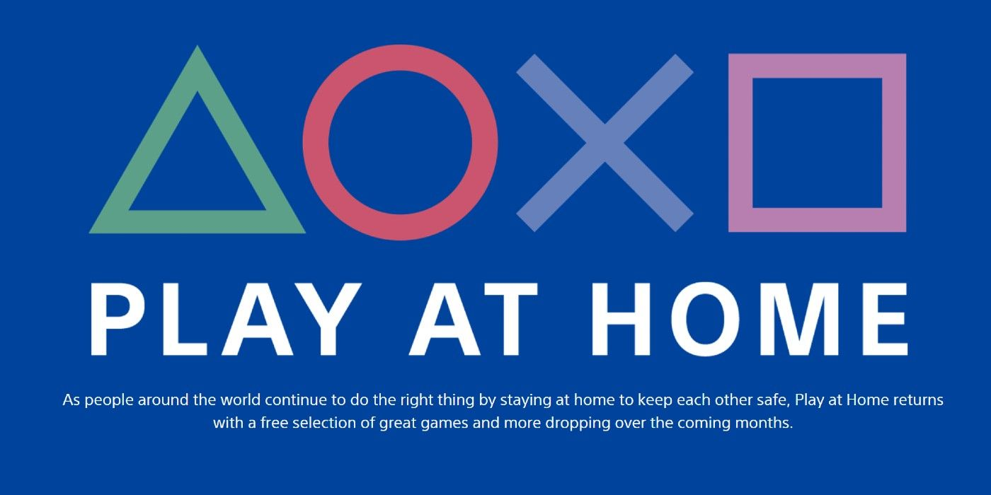 How to Claim Free PlayStation Play at Home Games | Game Rant
